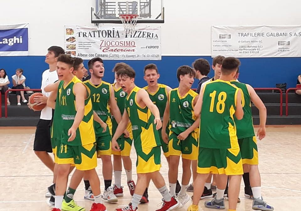 Tavernerio: Under 18 passa il turno