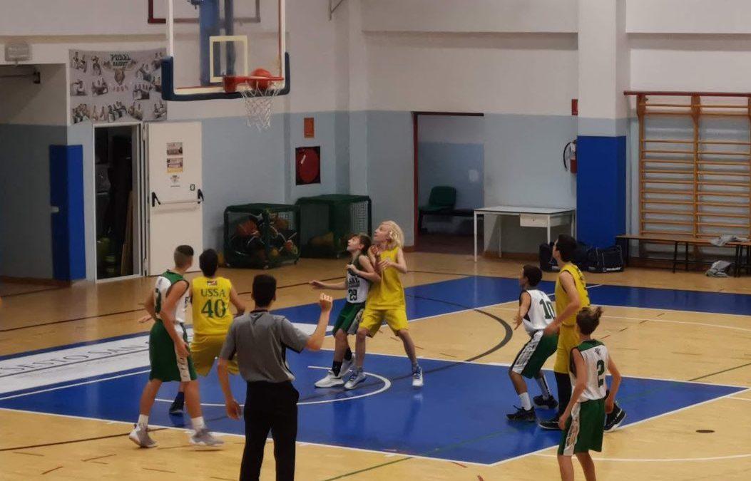 U14: Posal domina la partita