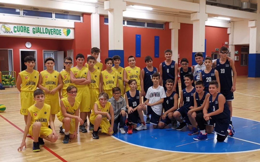 U13: Prima vittoria!